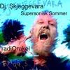Supersonisk Sommer DJ. Skjeggevara