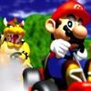 Luigi Raceway - MK64 (Sound Canvas VA Test)