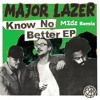 Major Lazer - Know No Better Feat. Travis Scott, Camila Cabello & Quavo (M3dz Remix)