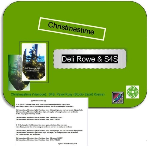 !!! NEW - Christmastime : Deli Rowe  - version 2019 : Free downloaD