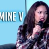 Jasmine V Speaks On Justin Bieber, New Music & Learns The Meaning Of 'Milk Me'
