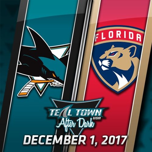 Teal Town USA After Dark (Postgame) - Sharks @ Panthers - 12-1-2017