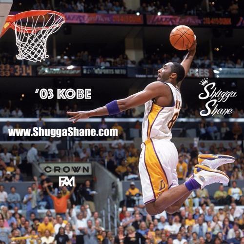 03 Kobe - Shugga Shane [prod. By Cardo]