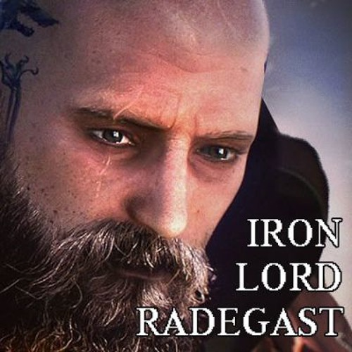 Connor Cronus - Destiny Iron Lords: Radegast
