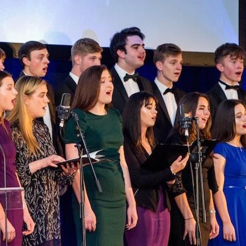 UCD Choral Scholars Belfield Dublin // Our Christmas Bells Ring