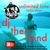 Unlimited Love Radio Show #88 by DJ Theo Wind