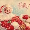 Yellow Topaz Santa