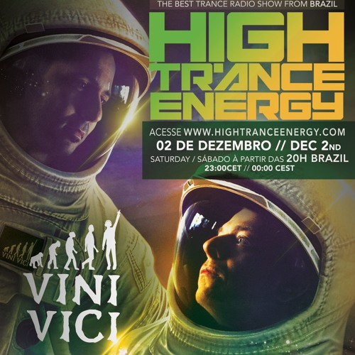 Guto Putti Pres. High Trance Energy Ep.071 Guest Mix By Vini Vici