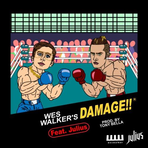 Damage feat. Julius - Wes Walker