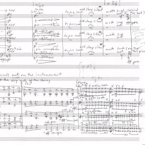 Clamour (complete version, 2014-15)- Quatuor Diotima - live recording, Sermoneta 2016