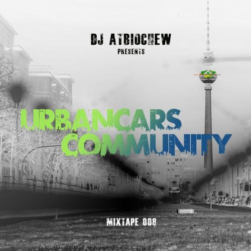 Dj AtBioCheW - UrbanCarsCommunity Mixtape Vol 8