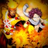 Natsu Vs Firestorm (Vlad Mix)