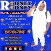 RODNEYRODNEY LIVE JUGGLGING CHUBBY 13 BLACK & WHITE IN NEW JERSEY