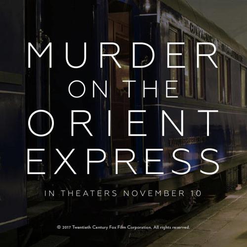 Film Cut S4E20 - Murder On The Orient Express
