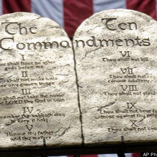 10 Commandments - Thou Shalt Not Steal #2