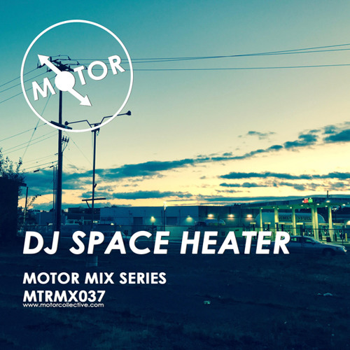 MTRMX037 - DJ SPACE HEATER - MOTOR MIX SERIES