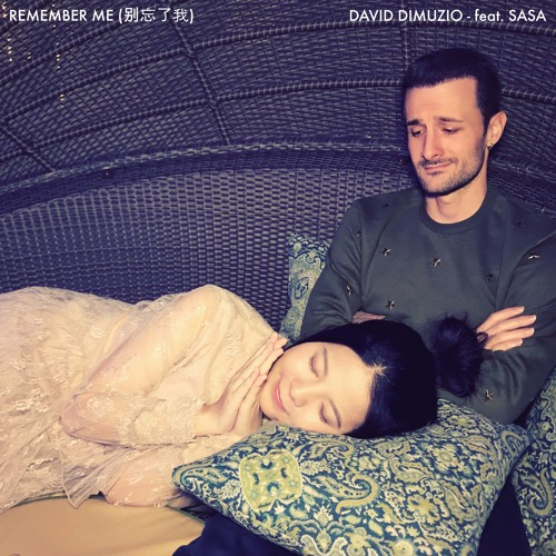 Remember Me (别忘了我) - David DiMuzio - feat. Sasa (English/Chinese version)