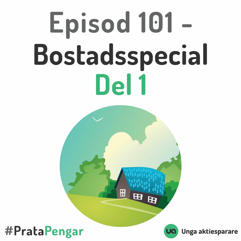 Episod 101 - Bostadsspecial del 1