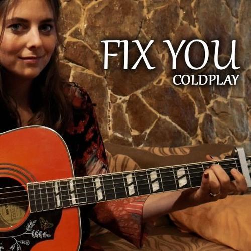 Coldplay - Fix You (Cover by Maaike Girardin)