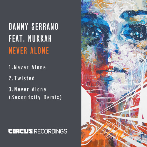 Danny Serrano Feat. Nukka - Never Alone (INC. Secondcity Remix)