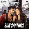 ABCD 2 - Sun Saathiya (MixSingh Trap Remix)