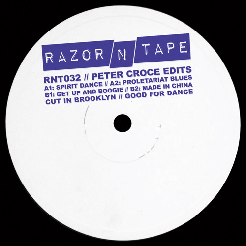 PREMIERE : Peter Croce Edits - Proletariat Blues [RAZOR N TAPE]