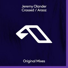 Premiere: Jeremy Olander - Araoz [Anjunadeep]