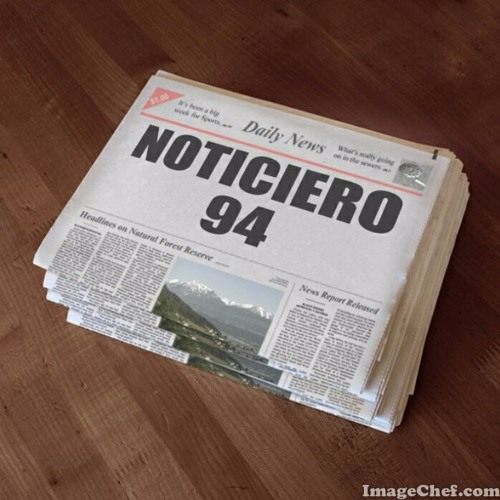 NOTICIERO94-DIALUNA  4 DI DEC---2017