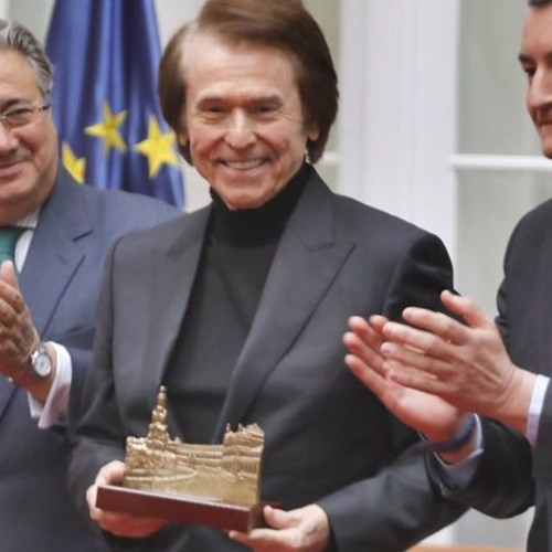 Raphael - Premios Plaza de España