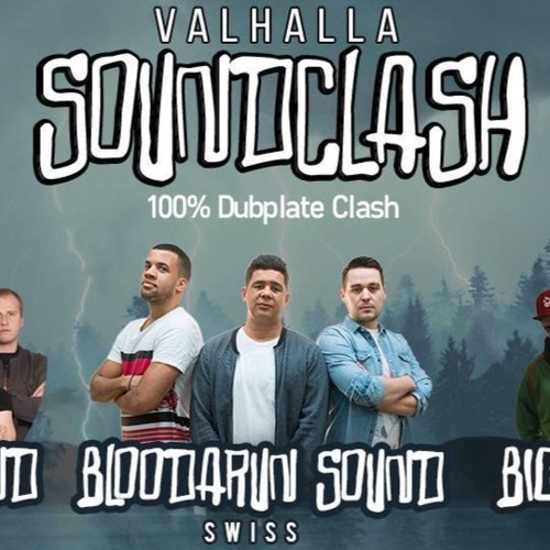 Valhalla Soundclash 2017 Prohgres Custom