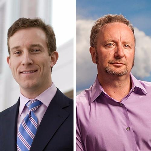 Talking tax reform with Mark Blyth and John Friedman