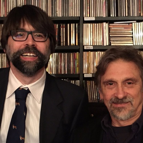 Author Joe Hill and narrator Dennis Boutsikaris talk about their audiobook collaboration