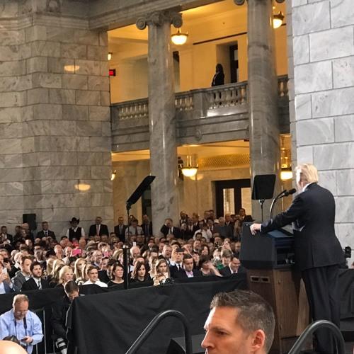 President Trump and Bears Ears National Monument
