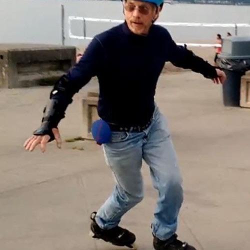Alki street skate