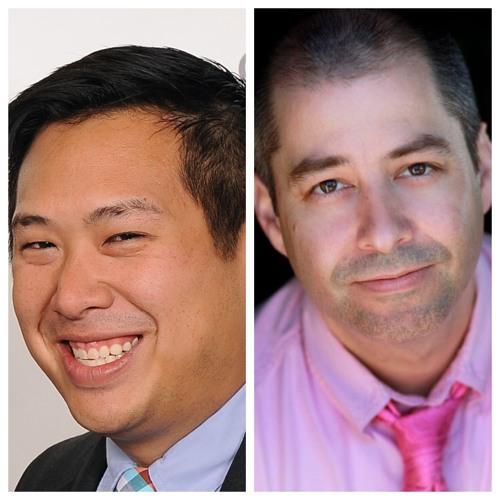 Broadways Backbone Ep. 64 Race in Theatre Part 2 Guest: Eric Keen-Louie and James Vasquez