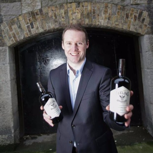 'One thing I learned from my father? Make your decision and move on' Teeling Whiskey's Jack Teeling