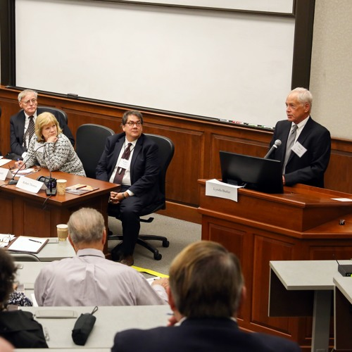14th Brigham-Kanner Property Rights Conference - Panel 1: The Future of Land Use Regulation