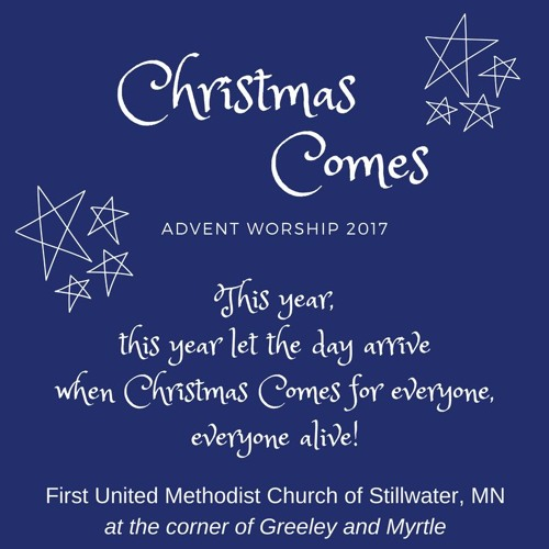 I'm Dreaming of a _______ Christmas    Pastor Marty Raths December 3, 2017