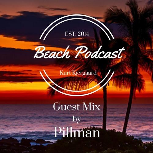Beach Podcast Guest Mix By Pillman
