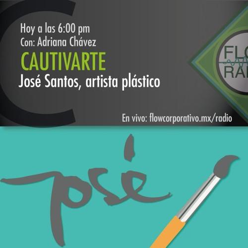 CautivArte 098 - José Santos, artista plástico