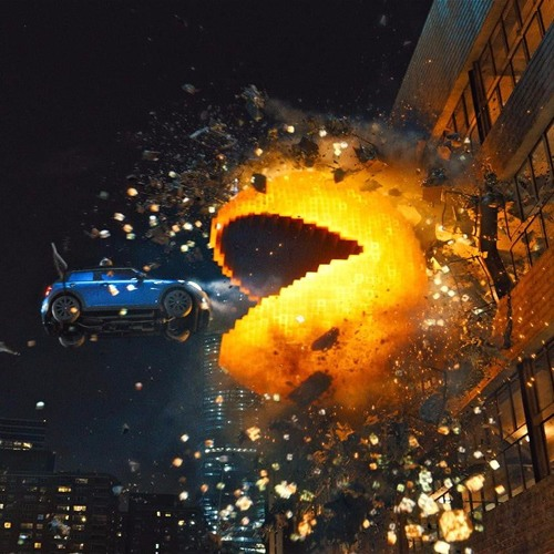 The Spin-off Doctors: Pixels Movie Commentary