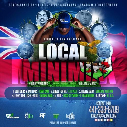 DjiBreezeOnSoundcloud | Local Mini Mix | Bermuda