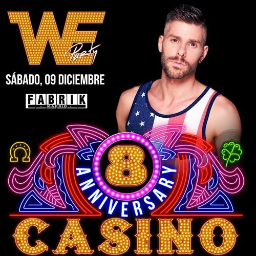 Suri - We Party Casino 8th Anniversary