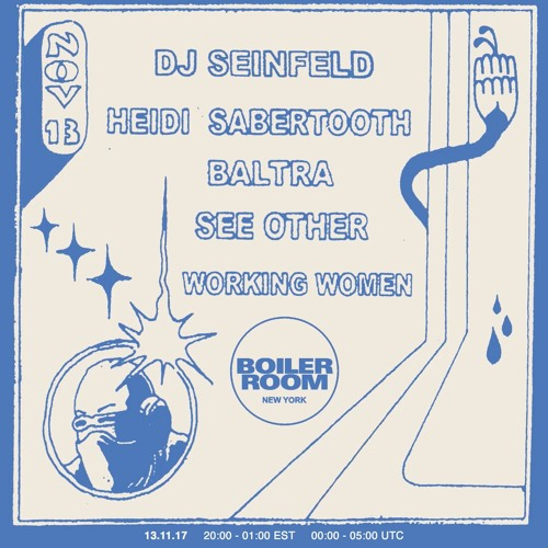 DJ Seinfeld Boiler Room New York DJ Set