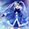 Hatsune Miku Campanella Of Snow【Original】
