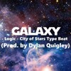 "GALAXY - Logic ""City Of Stars"" Type Beat"