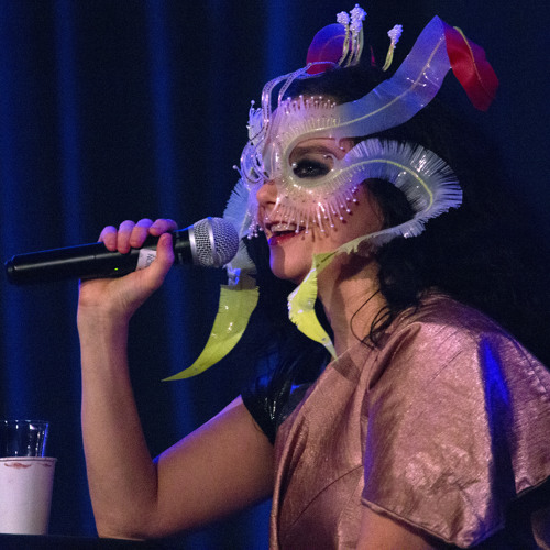 "Pitchfork Presents ""In Sight Out"": Björk"