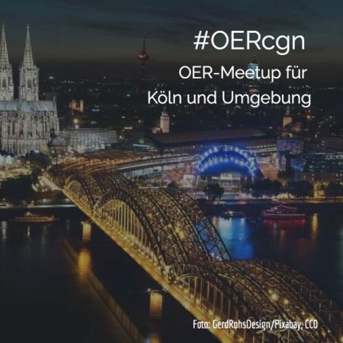 #OERcgn 003: nOERd news vom Meetup Nr. 6 (4.12.2017)