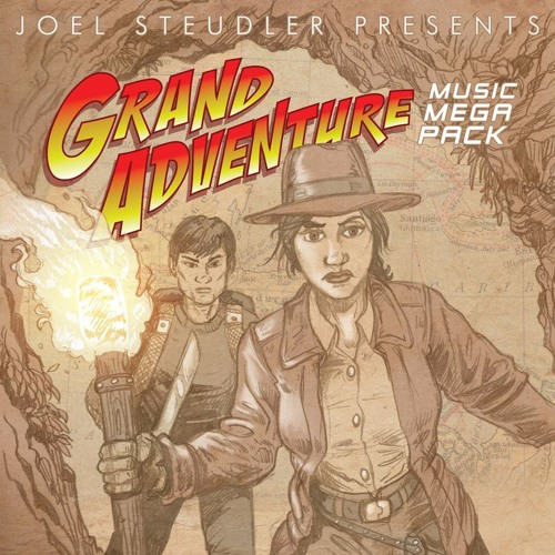 Grand Adventure Music Mega-Pack