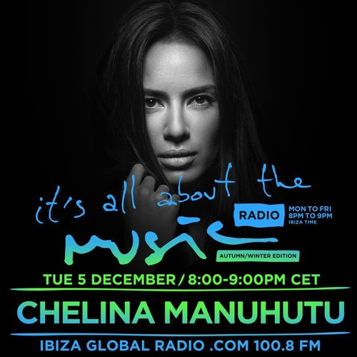 It's All About The Music livestream 5/12/2017 - Chelina Manuhutu